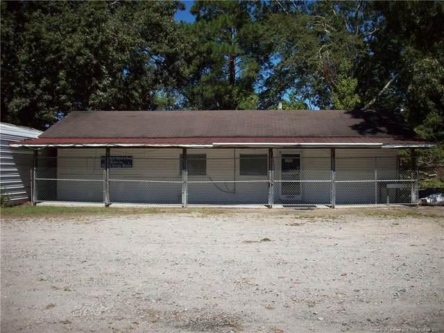 1705 E 5th Street #0, Lumberton, NC 28358 (MLS #668468) :: The Signature Group Realty Team