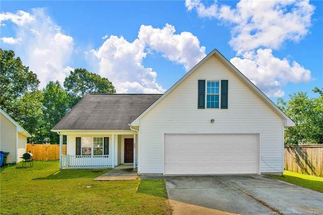 309 Spotted Owl Court, Fayetteville, NC 28314 (MLS #668471) :: The Signature Group Realty Team