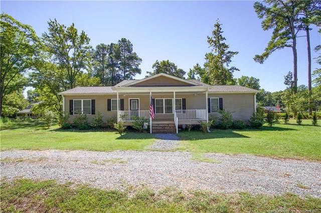 2003 Spring Lane, Sanford, NC 27330 (MLS #668481) :: Towering Pines Real Estate
