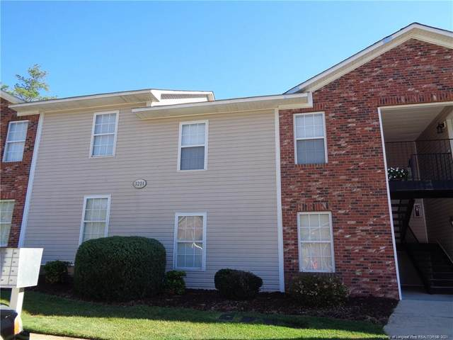 3211 Sperry Branch Way H, Fayetteville, NC 28306 (#668485) :: The Helbert Team