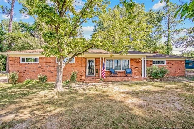 7515 Cedar Creek Road, Fayetteville, NC 28312 (MLS #668487) :: RE/MAX Southern Properties
