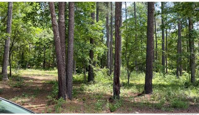 261 Hickory Drive, Raeford, NC 28376 (MLS #668493) :: Towering Pines Real Estate
