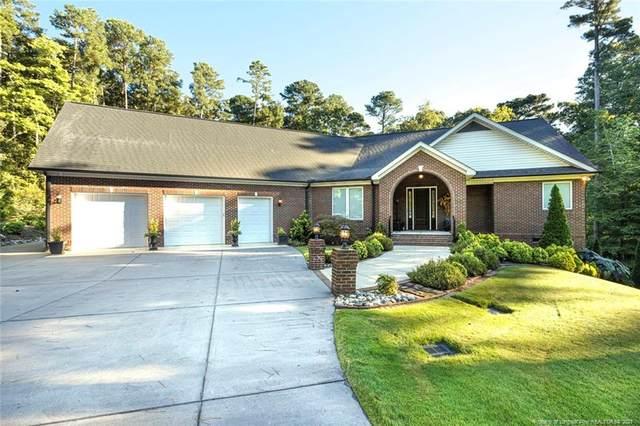1958 Par Circle, Sanford, NC 27332 (MLS #668497) :: Towering Pines Real Estate