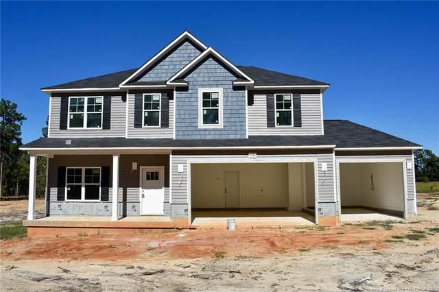605 Chason Road #2, Lumber Bridge, NC 28357 (MLS #668499) :: Towering Pines Real Estate