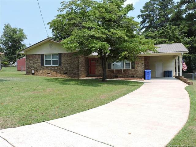 6413 Middlebury Place, Fayetteville, NC 28303 (MLS #668513) :: RE/MAX Southern Properties