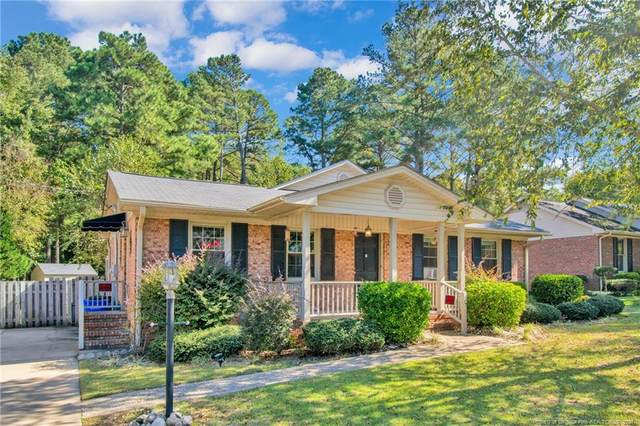 2215 Coffman Street, Fayetteville, NC 28306 (MLS #668602) :: Freedom & Family Realty