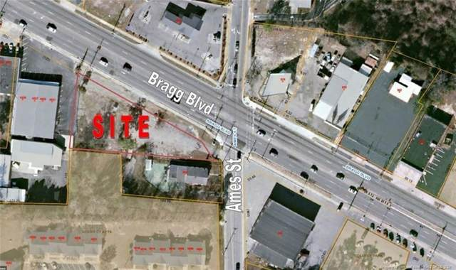 1021 Bragg Boulevard, Fayetteville, NC 28301 (#668612) :: The Helbert Team