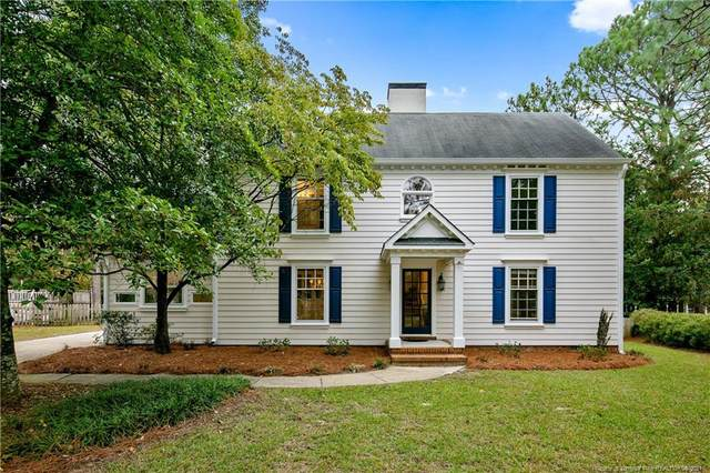 2129 Clinchfield Drive, Fayetteville, NC 28304 (MLS #668615) :: RE/MAX Southern Properties