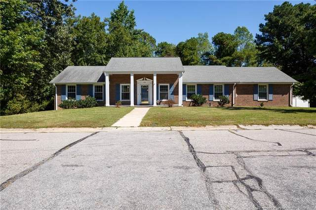 709 Wisconsin Drive, Fayetteville, NC 28311 (MLS #668653) :: Freedom & Family Realty