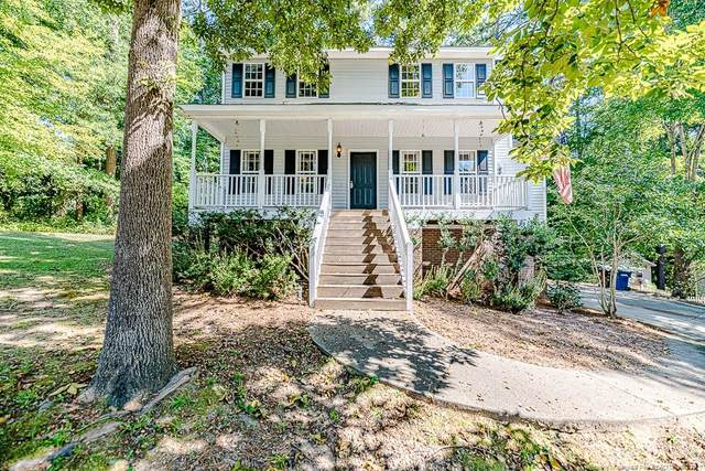 2310 Grassmere Court, Sanford, NC 27330 (MLS #668664) :: The Signature Group Realty Team