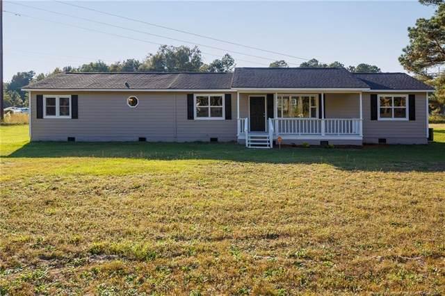 5694 Matt Hair Road, Fayetteville, NC 28312 (MLS #668700) :: RE/MAX Southern Properties