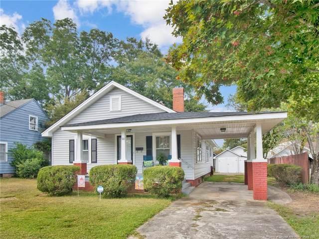 316 W 19th Street, Lumberton, NC 28358 (MLS #668704) :: Freedom & Family Realty