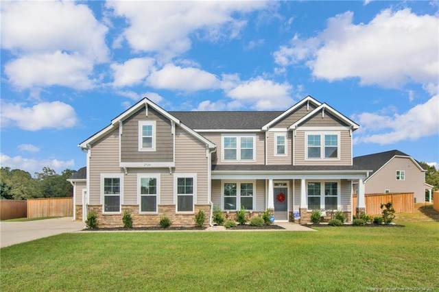 2924 Rayburn Drive, Eastover, NC 28312 (MLS #669741) :: RE/MAX Southern Properties