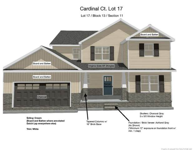16101 Cardinal Court, Wagram, NC 28396 (MLS #669782) :: The Signature Group Realty Team