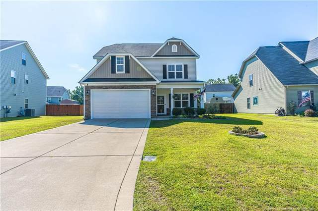 2130 Harrington Road, Fayetteville, NC 28306 (MLS #669793) :: The Signature Group Realty Team