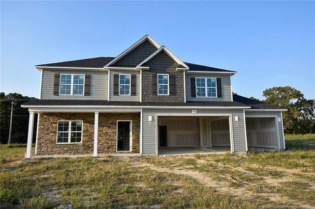 5540 Mountain Run Drive #1, Hope Mills, NC 28348 (MLS #669815) :: RE/MAX Southern Properties