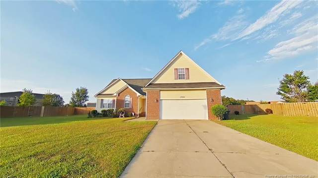 1303 Shoshone Place, Fayetteville, NC 28314 (MLS #669819) :: Freedom & Family Realty