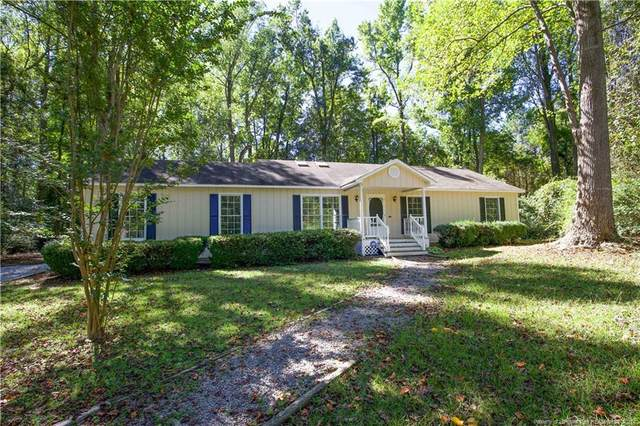 984 Nightingale Place, Vass, NC 28394 (MLS #669831) :: RE/MAX Southern Properties