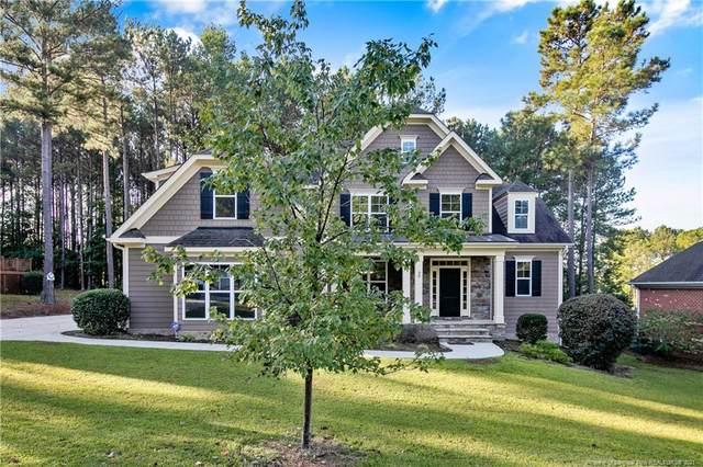30 Barons Run E, Spring Lake, NC 28390 (MLS #669860) :: RE/MAX Southern Properties
