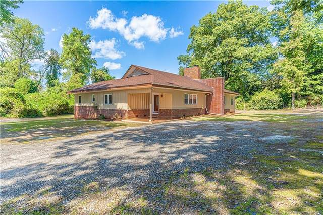 22 Butler Island Road, Roseboro, NC 28382 (MLS #669861) :: RE/MAX Southern Properties