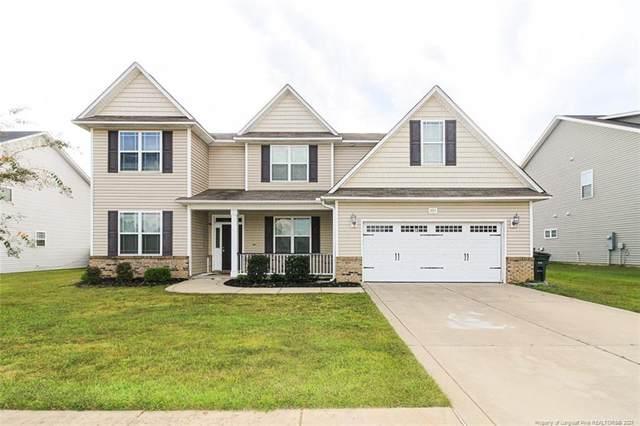 327 Peaceford Avenue, Raeford, NC 28376 (MLS #669872) :: RE/MAX Southern Properties