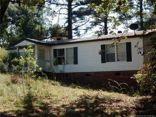 105 Mcdougald Drive, Raeford, NC 28376 (MLS #669917) :: RE/MAX Southern Properties