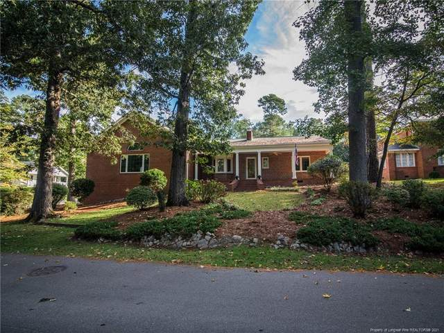 606 Riverside Drive, Lumberton, NC 28358 (MLS #669945) :: RE/MAX Southern Properties