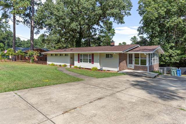 2530 Huntington Road, Fayetteville, NC 28303 (MLS #669956) :: Freedom & Family Realty