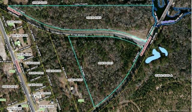 Mcgirts Bridge Road, Laurinburg, NC 28352 (MLS #669960) :: The Signature Group Realty Team