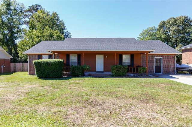 7820 Loxley Drive, Fayetteville, NC 28314 (MLS #669962) :: Freedom & Family Realty