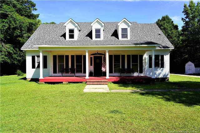 9583 Ramsey Street, Linden, NC 28356 (MLS #669979) :: RE/MAX Southern Properties