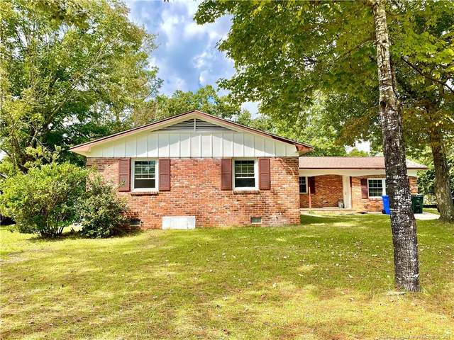 359 Summer Hill Road, Fayetteville, NC 28303 (MLS #669982) :: RE/MAX Southern Properties