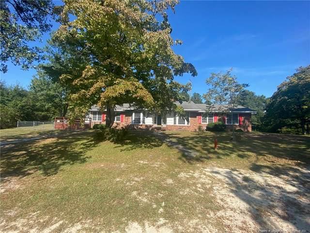 193 Gillis Hill Road, Raeford, NC 28376 (MLS #669993) :: RE/MAX Southern Properties