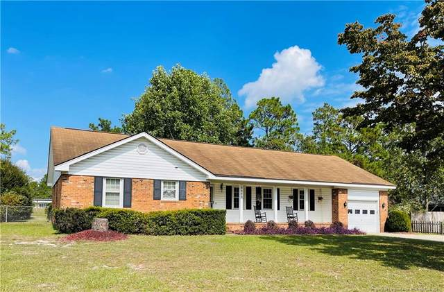 3724 Masters Drive, Hope Mills, NC 28348 (MLS #670011) :: On Point Realty