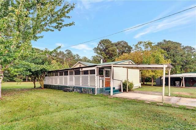 20 Peace Street, Fairmont, NC 28340 (MLS #670017) :: Towering Pines Real Estate
