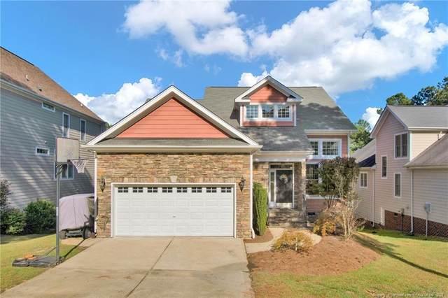 138 Lamplighter Way, Spring Lake, NC 28390 (MLS #670021) :: RE/MAX Southern Properties