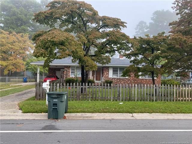 430 Grafton Avenue, Fayetteville, NC 28301 (MLS #670023) :: Freedom & Family Realty