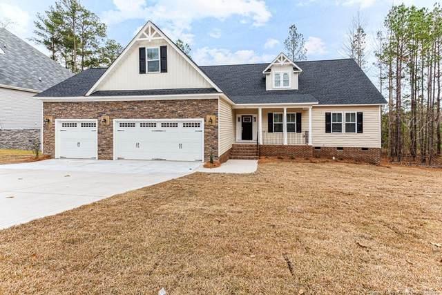386 Captain Harbor, Sanford, NC 27332 (MLS #670024) :: RE/MAX Southern Properties