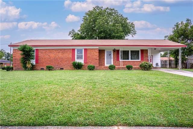 5301 Flagstone Court, Fayetteville, NC 28303 (#670026) :: Steve Gunter Team