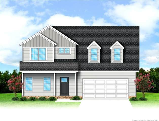 210 W Old Stage (Lot 1) Road, Autryville, NC 28318 (MLS #670032) :: RE/MAX Southern Properties