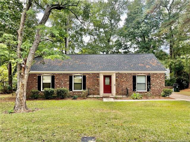 408 Woodclift Drive, Fayetteville, NC 28311 (MLS #670045) :: RE/MAX Southern Properties