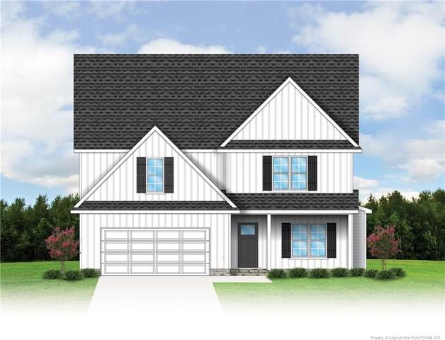 150 W Old Stage (Lot 4) Road, Autryville, NC 28318 (MLS #670054) :: RE/MAX Southern Properties