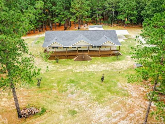 3131 Balfour Road, Shannon, NC 28386 (MLS #670064) :: The Signature Group Realty Team
