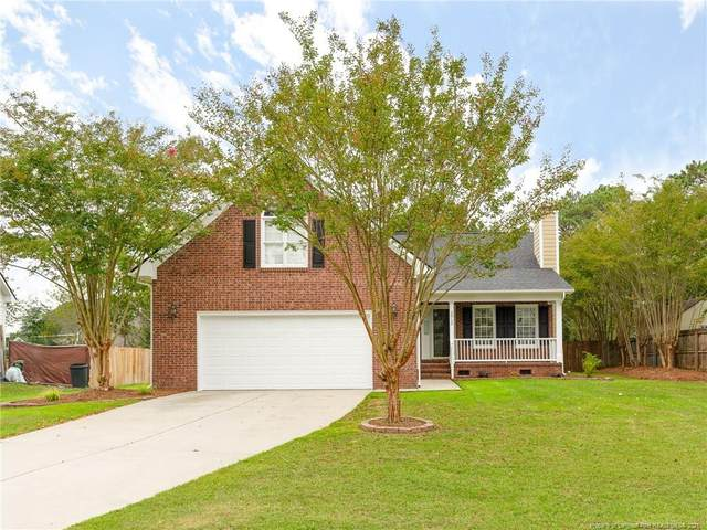 2912 Franzia Drive, Fayetteville, NC 28306 (MLS #670071) :: On Point Realty