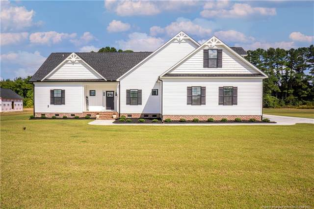 5651 Toby Place Road, Stedman, NC 28391 (MLS #670073) :: Freedom & Family Realty