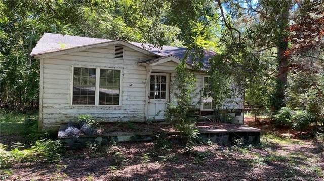 257 Richmond Street, West End, NC 27376 (MLS #670093) :: The Signature Group Realty Team