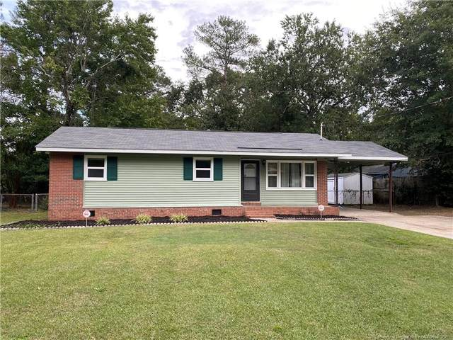 1853 Camelot Drive, Fayetteville, NC 28304 (#670107) :: The Helbert Team