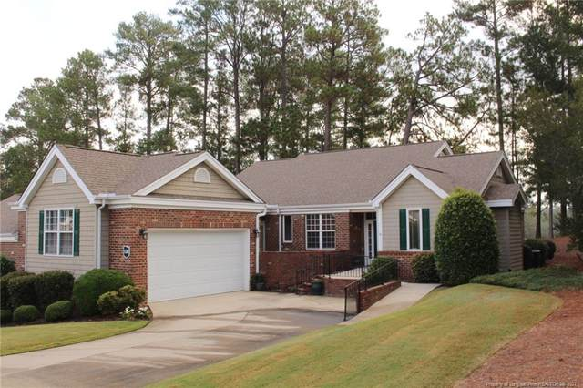 120 Lighthorse Circle, Aberdeen, NC 28315 (MLS #670113) :: Freedom & Family Realty