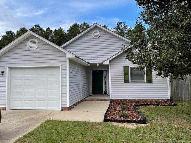 121 Live Oak Drive, Raeford, NC 28376 (MLS #670114) :: The Signature Group Realty Team
