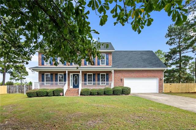 238 Saunders Court, Spring Lake, NC 28390 (MLS #670131) :: RE/MAX Southern Properties